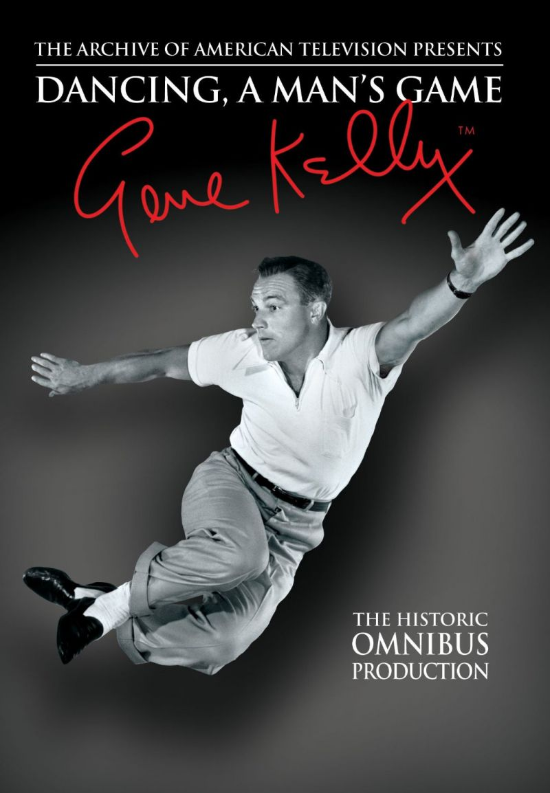Gene Kelly's DANCING: A MAN'S GAME Omnibus Special Now Available