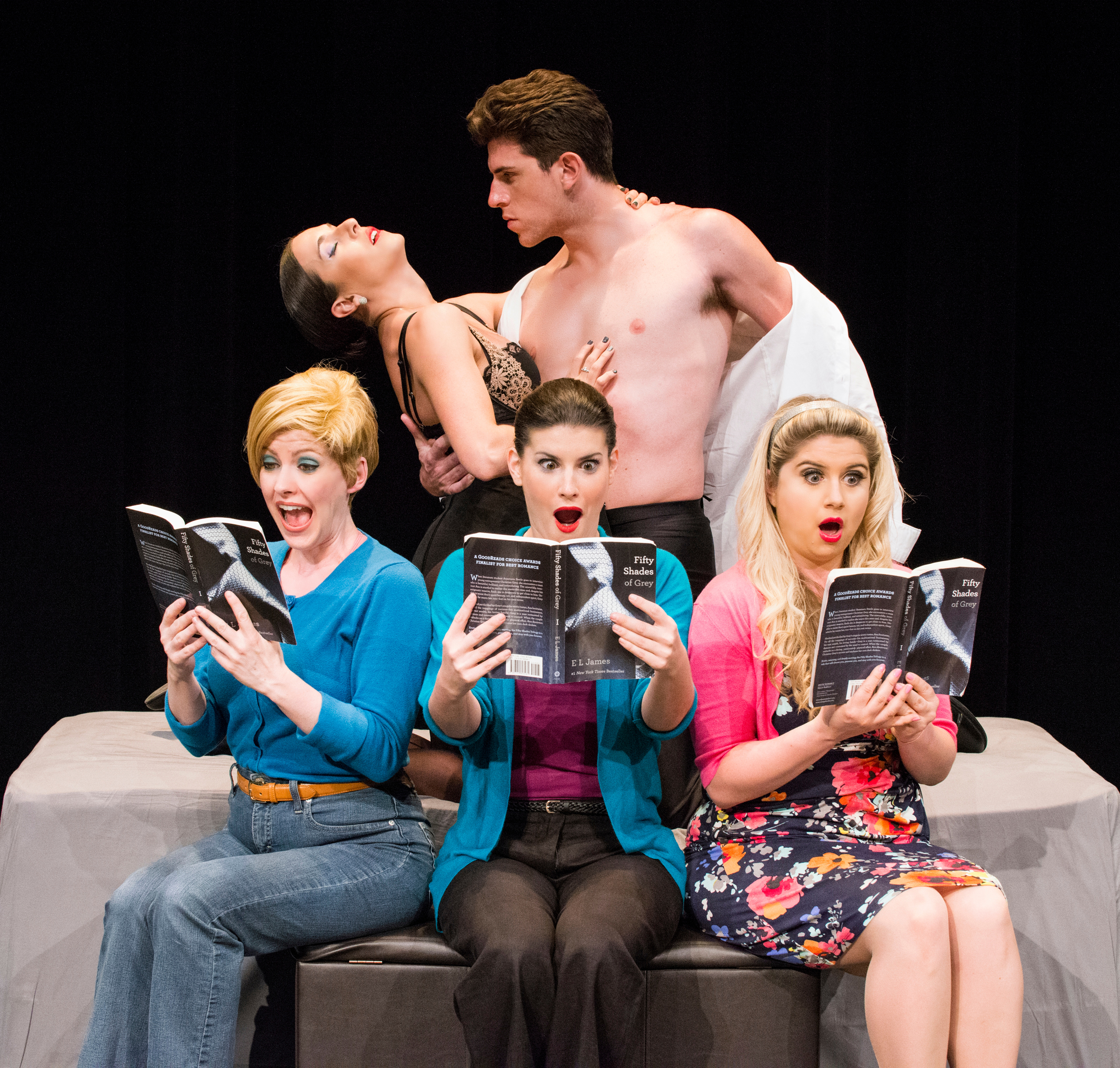 BWW Reviews: 50 SHADES! THE MUSICAL is a Raunchy Romp
