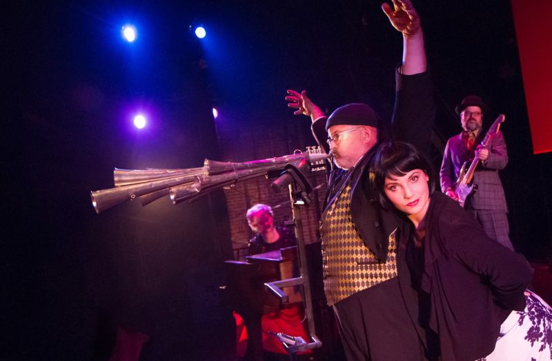 BWW Reviews: The Majesty that Mayhem Can Wreak