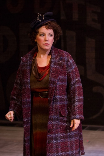 Photo Flash: First Look at Sherri L. Edelen, Maria Rizzo and More in Signature Theatre's GYPSY