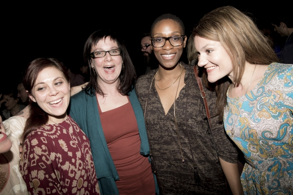 Jenny Seastone Stern, Kate Benson, Chinasa Ogbuagu, and Boo Killebrew