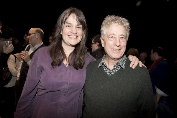 Pam MacKinnon and Bill Buell