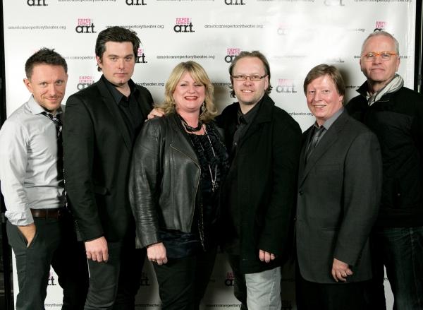 Kris Kukul, Börkur  Jónsson, Emma Ryott, Björn Helgason, Joe Bostick, and Jonathan Dean