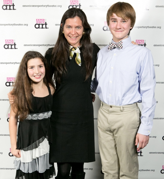 Claire Candela, Andrew Cekala and Diane Paulus