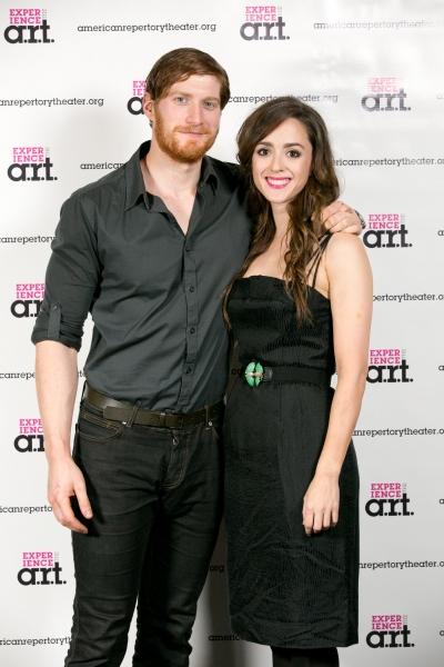 Jordan Dean  and Christina Bennett Lind