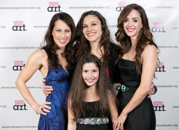 Laura Sheehy, Katrina Yaukey, Claire Candela, and Christina Bennett Lind Photo
