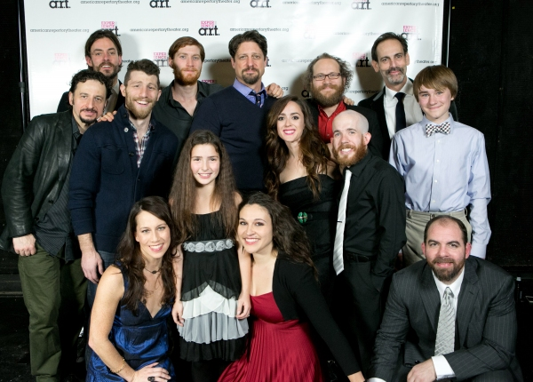 Photo Flash: First Look at Opening Night of A.R.T.'s THE HEART OF ROBIN HOOD - Diane Paulus, Jordan Dean, Christina Bennett Lind & More!