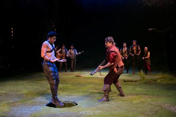 Photos: First Look at Jordan Dean, Christina Bennett Lind, Christopher Sieber and More in A.R.T.'s THE HEART OF ROBIN HOOD