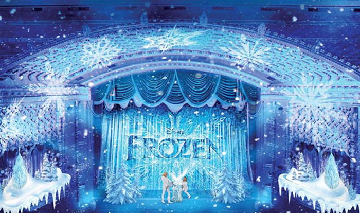 FROZEN Stage Adaptation For Disneyland Under Consideration By Disney?!