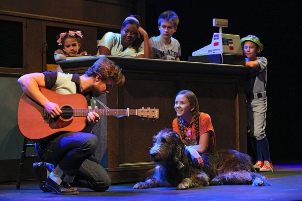 Photo Flash: First Look at Arkansas Rep's BECAUSE OF WINN DIXIE World Premiere