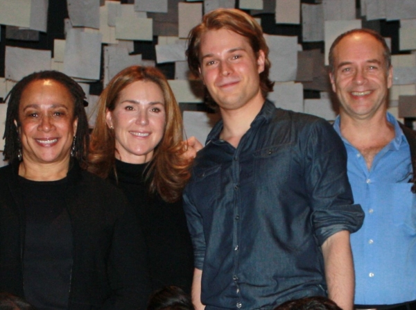 S. Epatha Merkerson, Peri Gilpin, Daniel Mitura, Jean Brassard