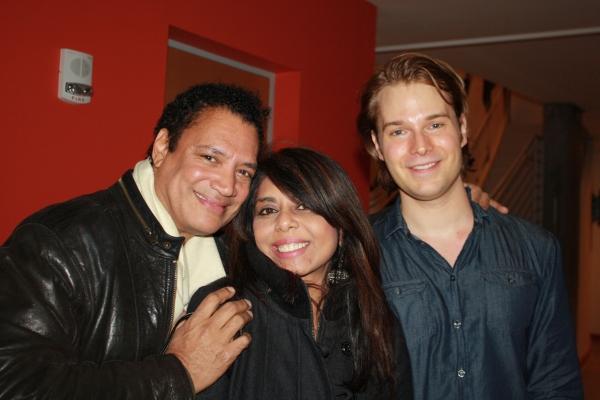 Ricardo Khan and Daniel Mitura
