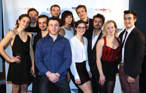 Photo Coverage: Inside Opening Night of CIRKOPOLIS!