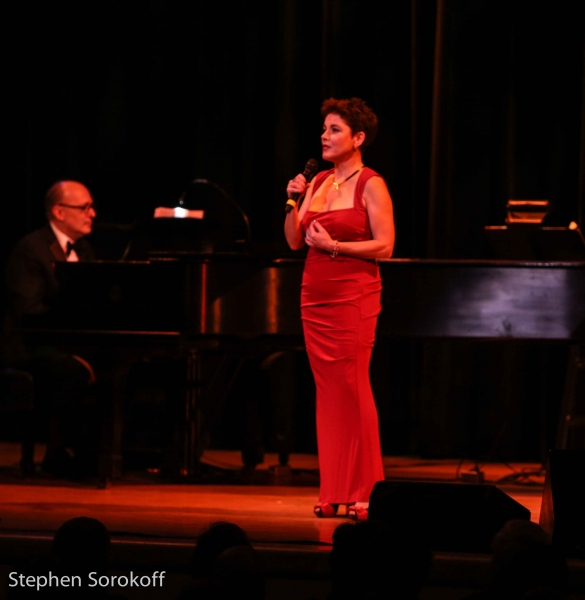Photo Coverage: Leslie Uggams, Marilyn Maye & Christine Andreas Perform in HOLIDAY BELLES