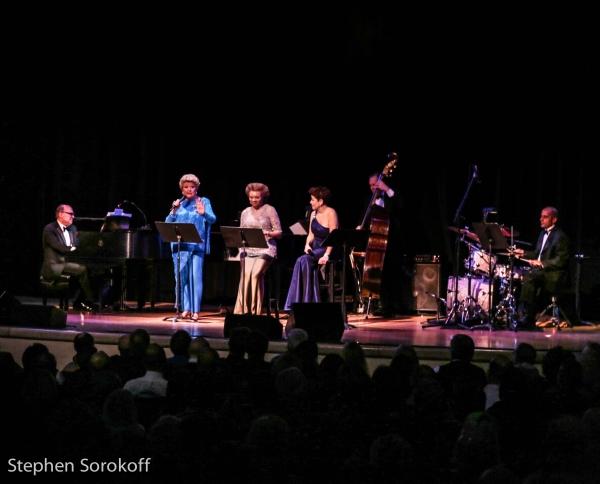 Don Rebic, Marilyn Maye, Leslie Uggams, Christine Andreas,  Steve Bargonetti, Ray Kil Photo