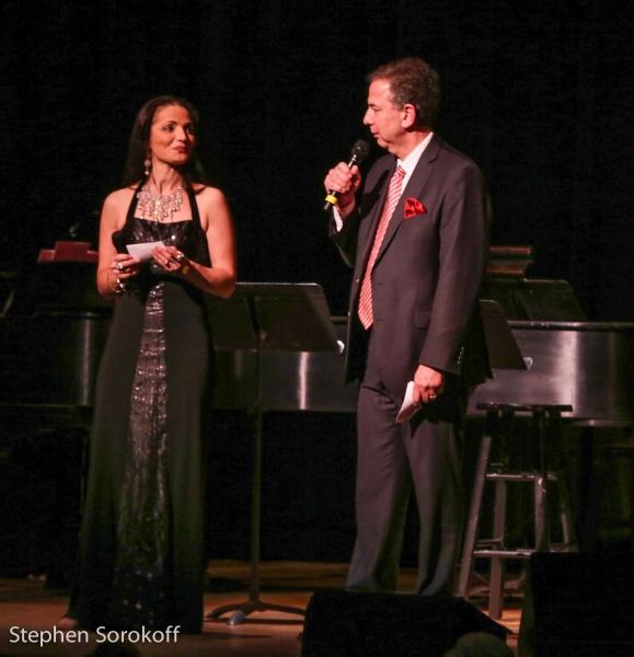 Joanne Camilleri- Furshpan & Bernie Furshpan