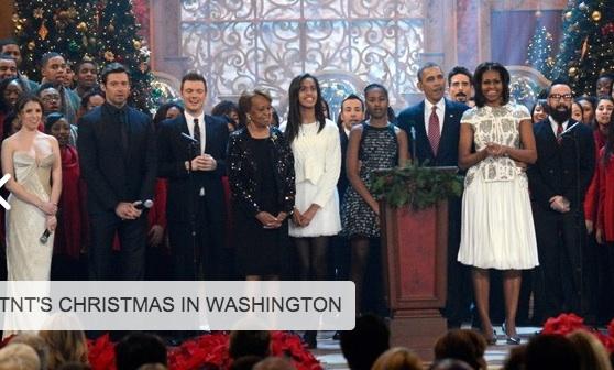 Photo Flash: First Look - Hugh Jackman Hosts Tonight's CHRISTMAS IN WASHINGTON