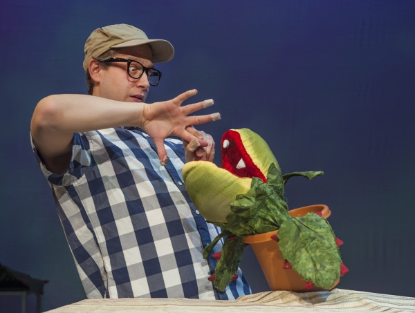 Photo Flash: Foothill Music Theatre's LITTLE SHOP OF HORRORS Begins Tonight