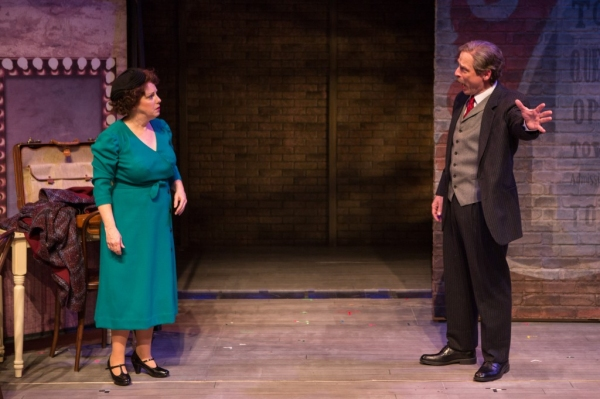 Photo Flash: First Look at Sherri L. Edelen and More in Signature Theatre's GYPSY