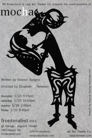 Last Act Theatre's THE SNIPER'S NEST and MOCHA Set for FronteraFest 2014