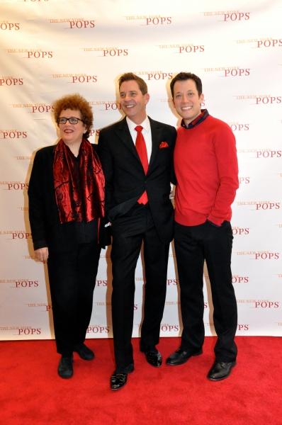 Photo Coverage: John Tartaglia, Steven Reineke Join NY Pops in A CHARLIE BROWN CHRISTMAS; Megan Hilty & More Attend