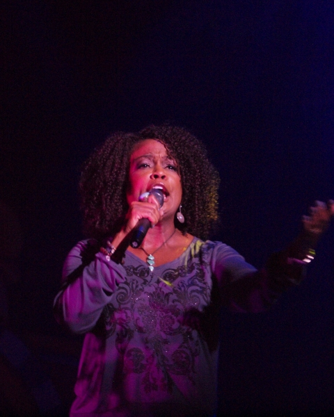 Photo Coverage: A Relief Benefit Concert for the Philippines Rehearsal at the Pasadena Playhouse