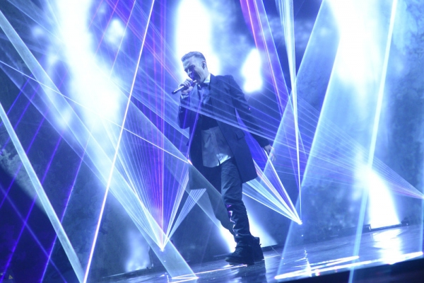 SATURDAY NIGHT LIVE -- Jimmy Fallon/Justin Timberlake Episode 1651 -- Pictured: Justin Timberlake -- (Photo by: Dana Edelson/NBC)