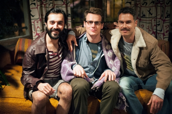 Photo Flash: First Look - New Stills and Poster for HBO's LOOKING, Starring Jonathan Groff