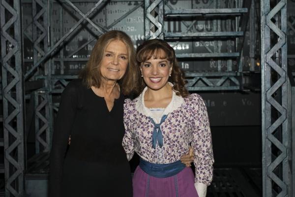 Gloria Steinem, Kara Lindsay