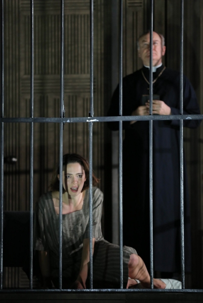 Photo Flash: First Look at Rebecca Hall, Morgan Spector & More in Roundabout's MACHINAL