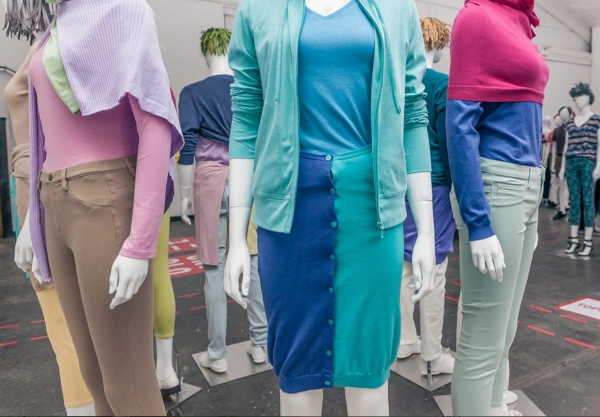 Photo Coverage: Unqilo Is All About Color for Spring