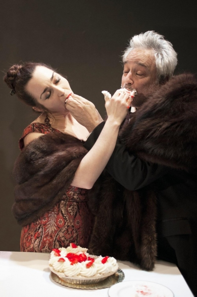 Photo Flash: Sneak Peek at Cutting Ball Theater's UBU ROI
