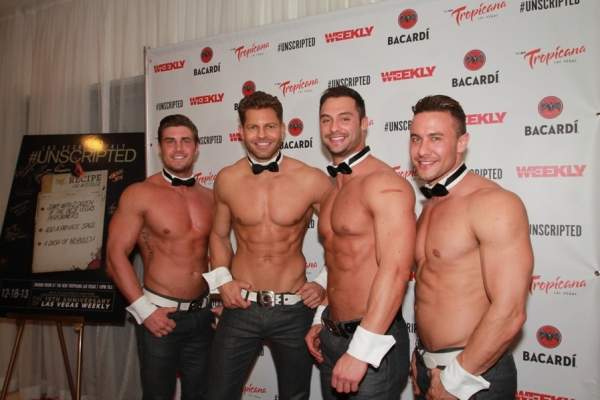 Photo Flash: Las Vegas Weekly Celebrates 15th Anniversary with #UNSCRIPTED