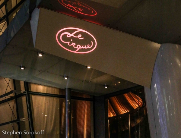 Photo Coverage: Cole Rumbough Performs at Le Cirque's Musical Mondays