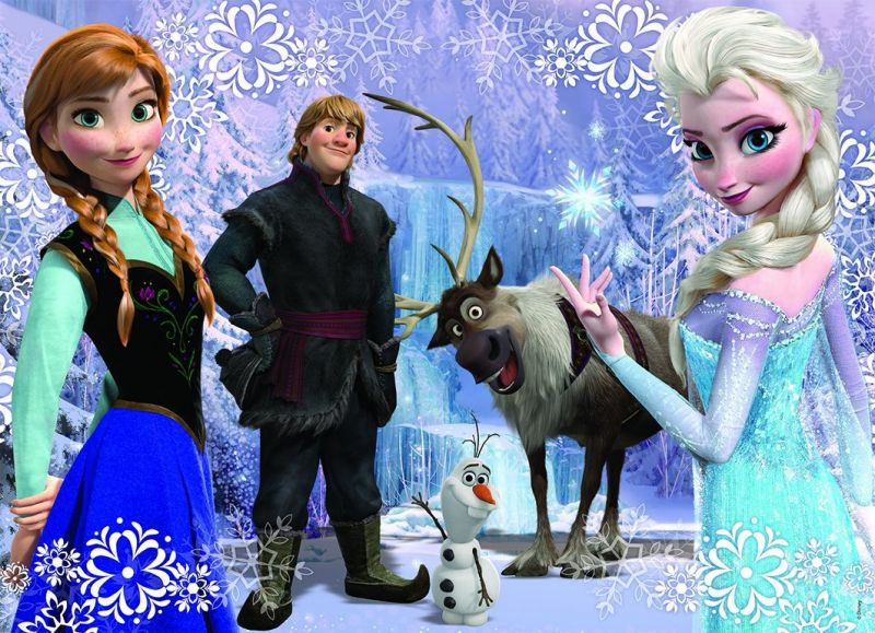 Disney Files Trademark Lawsuit Over Alleged FROZEN Copycat