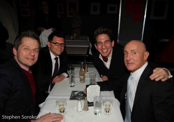 Tom Postilio, Terrence Flannery, Mickey Conlon, Gianni Valenti