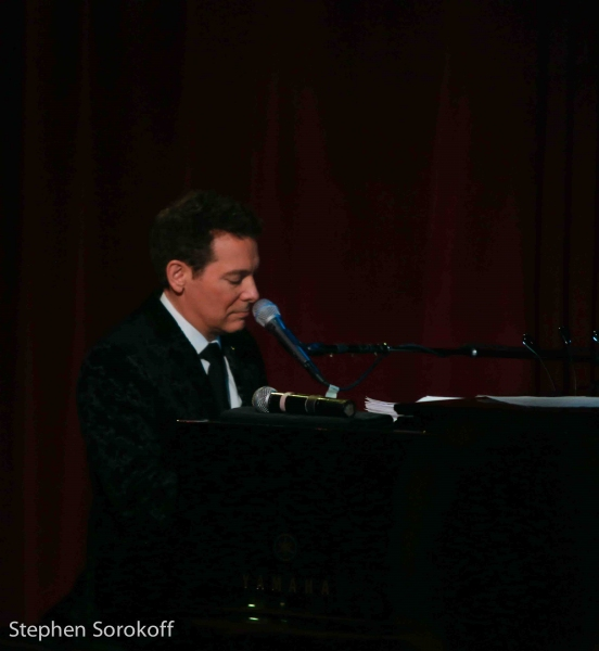 Photo Coverage: Michael Feinstein's Holiday Show Continues at Birdland