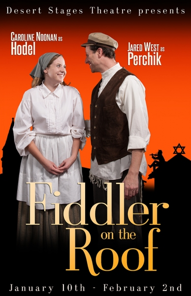 Photo Flash: Meet the Cast of Desert Stages Theatre's FIDDLER ON THE ROOF