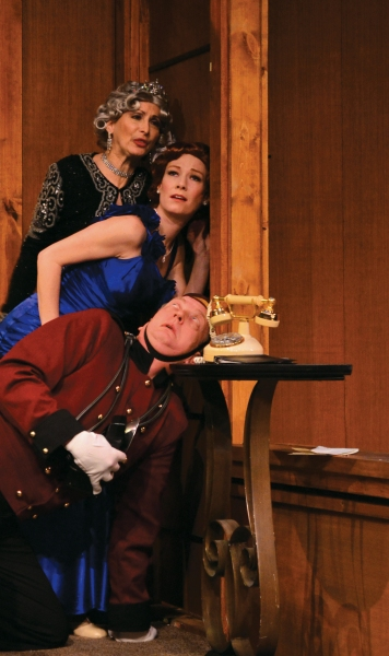 Photo Flash: First Look at Beef & Boards' LEND ME A TENOR, Opening Tonight