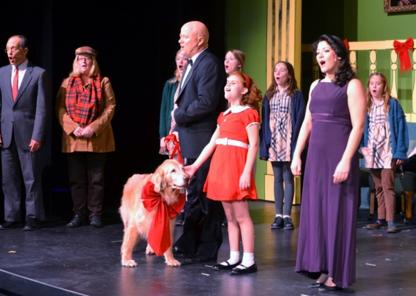 BWW Reviews: Honeybunch of Ragamuffins Delight Farmington Hills with ANNIE