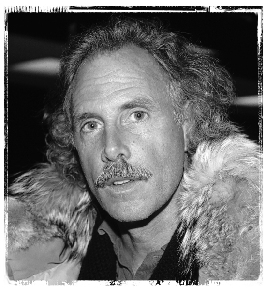 Bruce Dern in New York City, December 1, 1982.