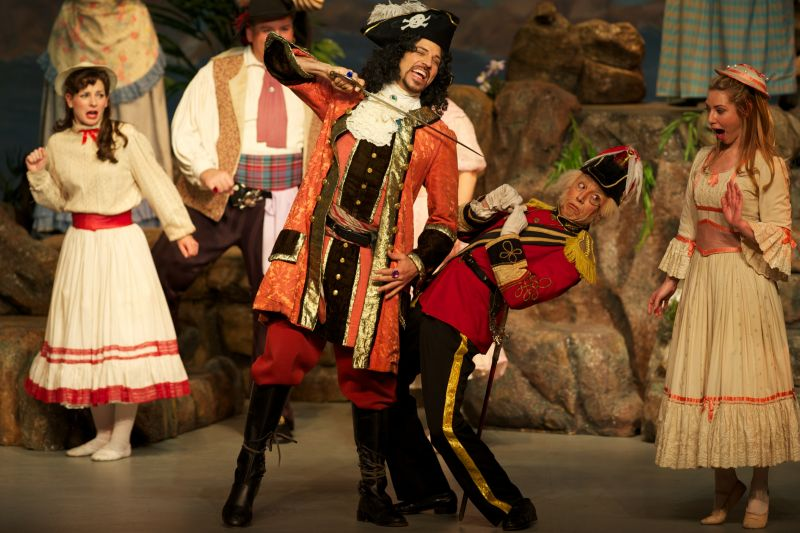 BWW Reviews: Oh, 'Tis Better to be a Pirate Indeed!