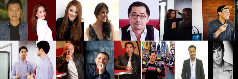 CHEERS! More than 40 New Year's Wishes from Filipino Theater People