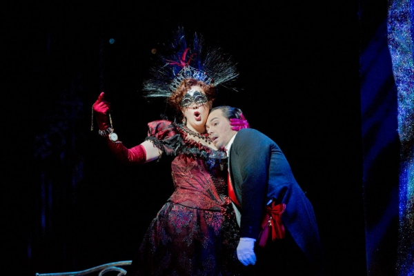 Susanna Phillips and Christopher Maltman Photo