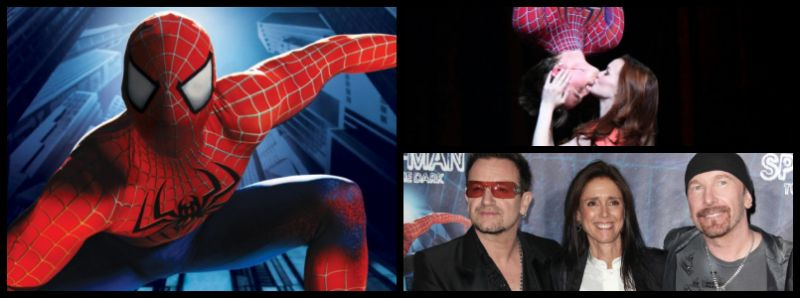 SPIDER-MAN Swings Off Broadway, Part Three: The Opening Night - Bows, Red Carpet & Taymor's Return