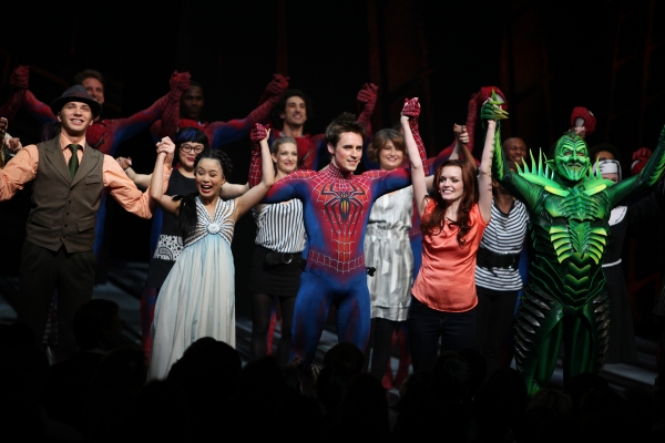 SPIDER-MAN Swings Off Broadway - The Full History!