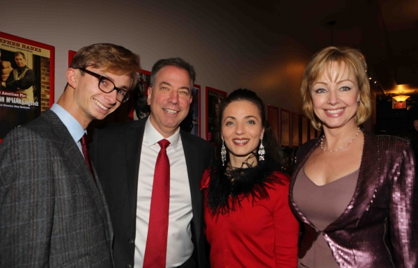 Cole Rumbough, Bernard Furshpan, Joanne Camilleri, Maria Von Nicolai Photo
