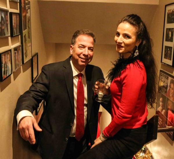 Bernard Furshpan & Joanne Camilleri Photo