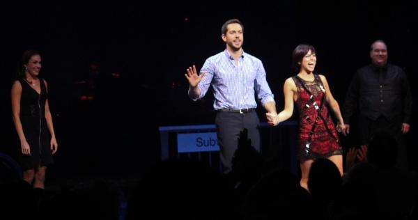 BWW Flashback: FIRST DATE with Zachary Levi & Krysta Rodriguez Wraps Broadway Run Tonight