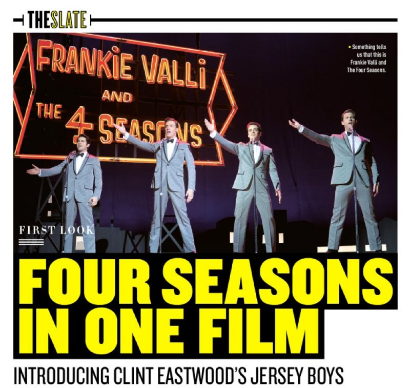FIRST LOOK: John Lloyd Young & More Star in Eastwood's JERSEY BOYS